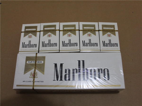 Most expensive cigarettes Marlboro United States
