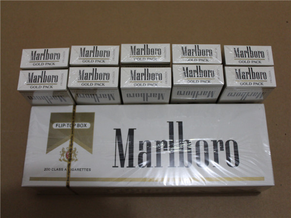 Marlboro Cigarettes Online Outlet Gold Regular 6 Cartons