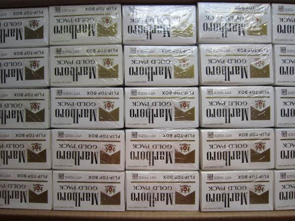 Marlboro Gold Regular Cigarettes Website 30 Cartons