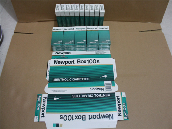 Newport Cigarettes Website