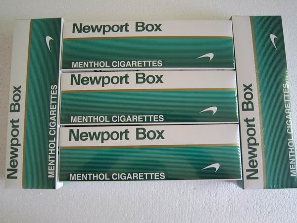 Newport Cigarettes Coupons Regular 20 Cartons